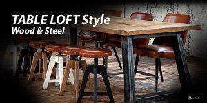 รับทำโต๊ะล๊อฟ-tabel-loft-สั่งทำโต๊ะไม้และเหล็ก