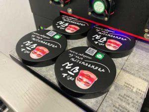 UV inkjet,รับพิมพ์ UV,รับพิมพ์บนวัสดุ,พิมพ์ สกรีนบนวัสดุ,รับพิมพ์ โลโก้,รับพิมพ์,บนขวด ฝาขวด